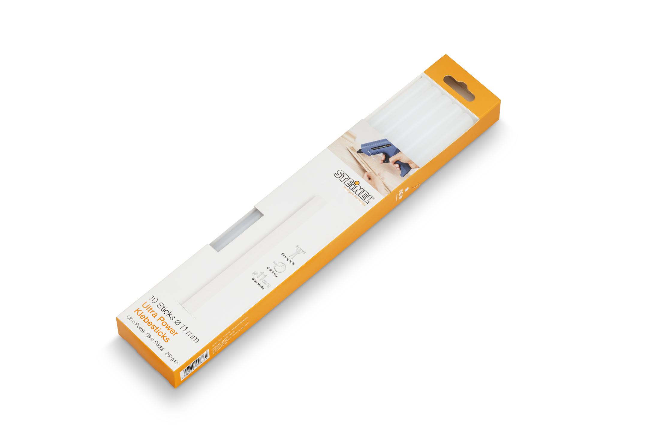 STEINEL ULTRA POWER - Lepící tyčinky 11mm/250 g