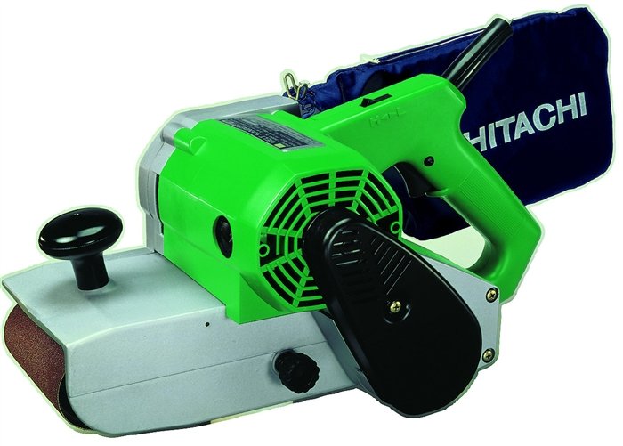 HITACHI SB110 pásová bruska 100mm / 950W s regulací