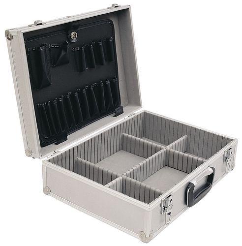 SENATOR Hliníkový kufr na nářadí 457 x 330 x 150 mm