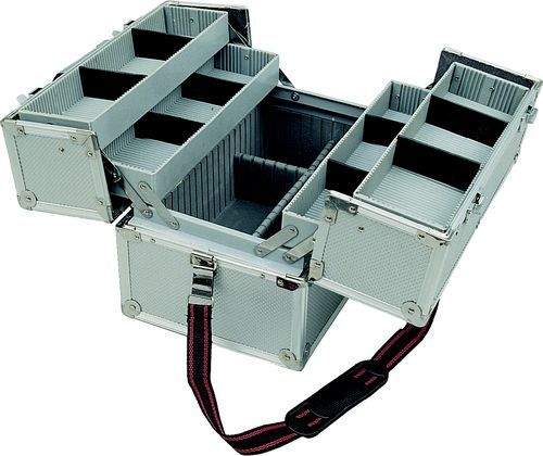 SENATOR Kufr na nářadí hliníkový 360 x 220 x 245 mm