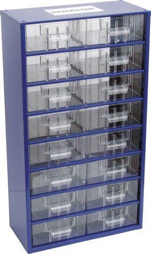 SENATOR Skříňka zásobní na malé součástky 16 zásuvek SCM016