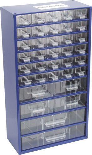 SENATOR Skříňka zásobní na malé součástky 36 zásuvek SCC036