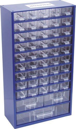 SENATOR Skříňka zásobní na malé součástky 48 zásuvek SCC048