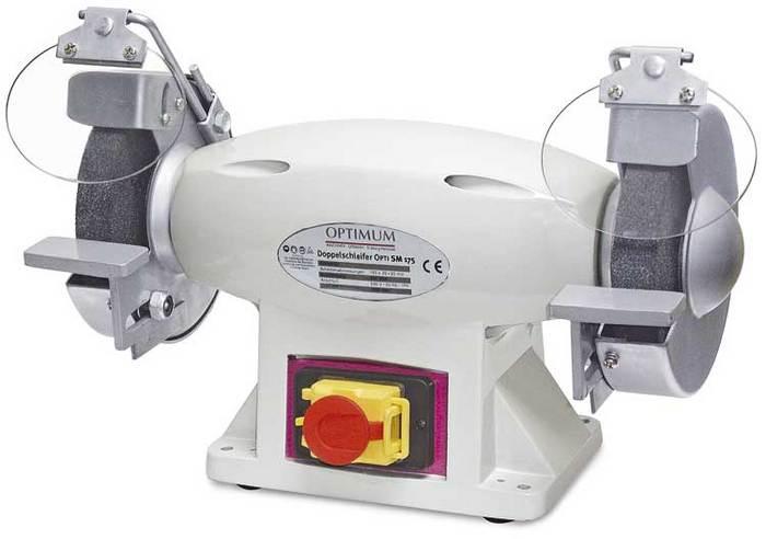 BOW Dvoukotoučová bruska Opti SM 200 (230 V)
