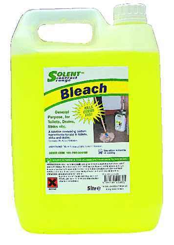 SOLENT Prostředek čistící na sanitu 5 litrů