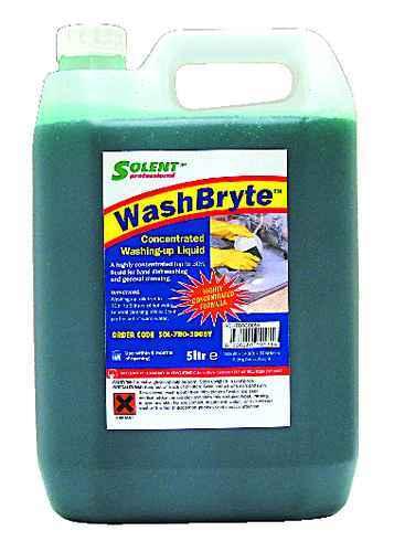 SOLENT Prostředek na mytí nádobí koncentrát 5 litrů