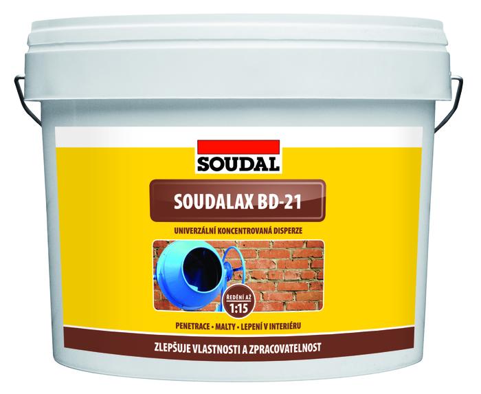 Soudal Univerzální koncentrovaná disperze Soudalax BD-21 5kg