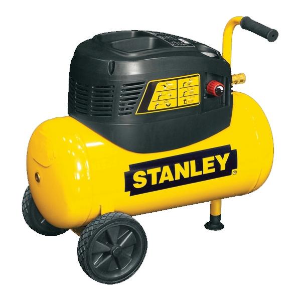 STANLEY D 200/10/24 Samomazný přímo řízení kompresor