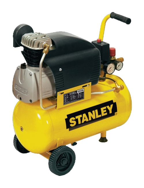 STANLEY D 210/8/24 Olejový přímo řízený kompresor