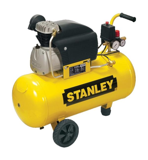 STANLEY D 210/8/50 Olejový přímo řízený kompresor