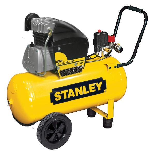 STANLEY D 261/10/50 Olejový přímo řízený kompresor