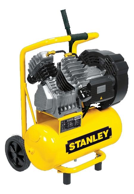 "STANLEY DV4 400/10/24P Olejový dvouválcový ""V"" kompresor"