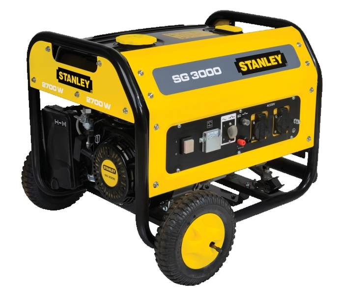 STANLEY SG 3000 generátor