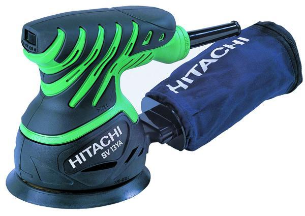 HITACHI SV13YA excentrická bruska 125mm / 230W s regulací