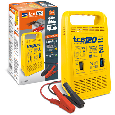 GYS TCB 120 automatic nabíječka autobaterii