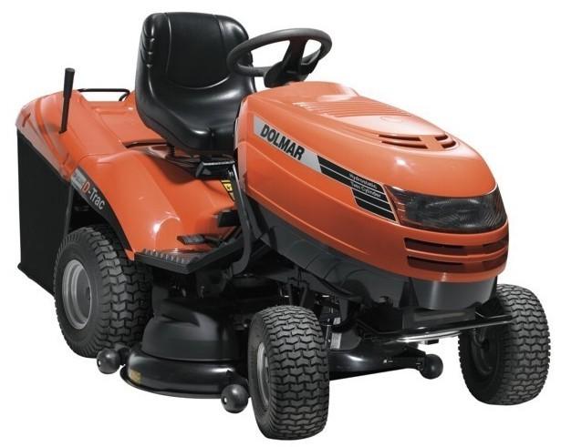 DOLMAR TM-102.20 H2 zahradní traktor 102cm