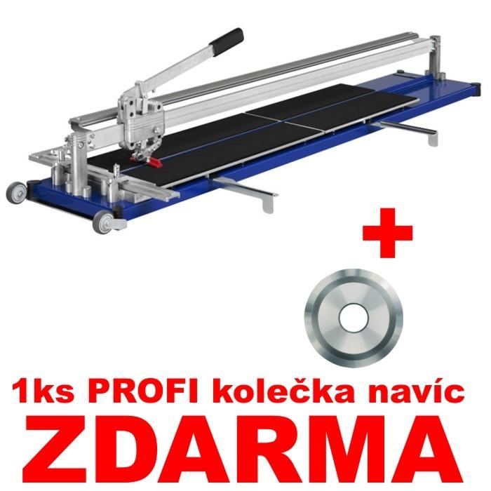 KAUFMANN TopLine 1250 profesionální řezačka obkladů 1250 mm