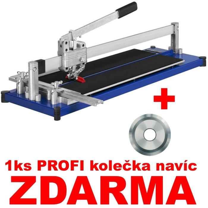 KAUFMANN TopLine 630 profesionální řezačka dlažby pro obkladače 630 mm