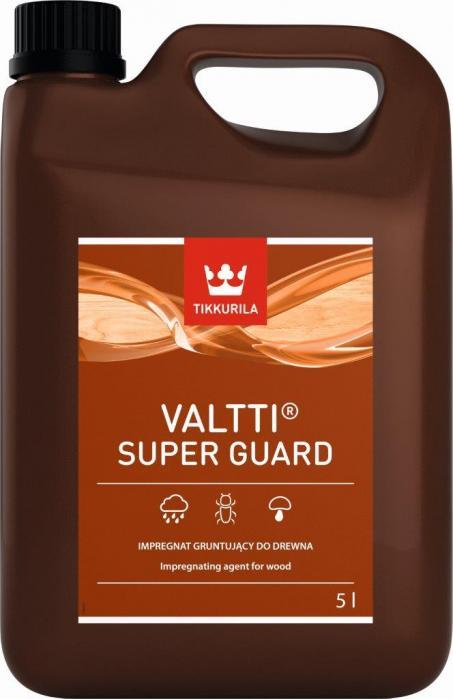 TIKKURILA VALTTI SUPER GUARD 4,9 L (Valtti Base)