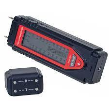 Nezařazeno Hrotový vlhkoměr pro měření vlhkosti dřeva a stavebních materiálů ROTHENBERGER EM4807