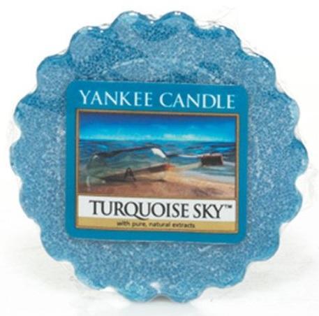 YANKEE CANDLE Turquoise Sky VONNÝ VOSK DO AROMALAMPY Tyrkysová obloha
