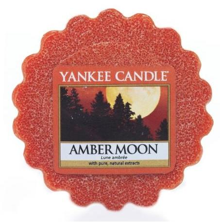 YANKEE CANDLE AMBER MOON VONNÝ VOSK DO AROMALAMPY