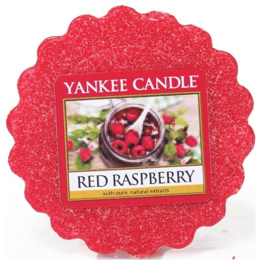 YANKEE CANDLE RED RASPBERRY VONNÝ VOSK DO AROMALAMPY