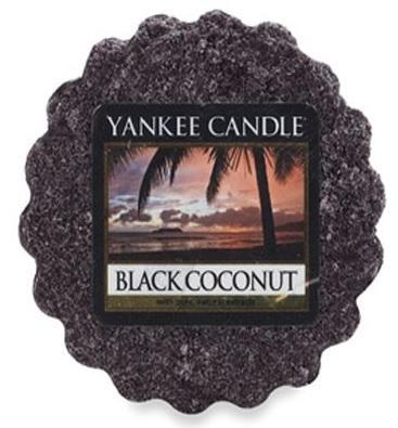 YANKEE CANDLE BLACK COCONUT VONNÝ VOSK DO AROMALAMPY