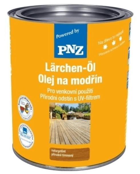 PNZ Olej na modřín 67 eigenfarbe / vlastní barvy 10 l
