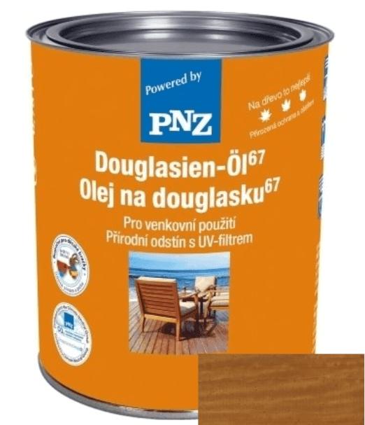 PNZ Olej na Douglasku 67 eigenfarbe / vlastní barvy 2,5 l