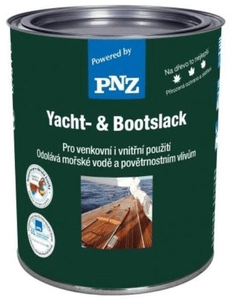 PNZ Lodní lak natur / přírodní 0,75 l