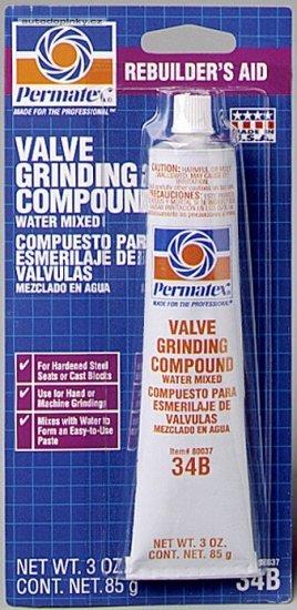 Permatex Brusná pasta na ventily a nástroje 100g - Valve Grinding Compound hrubá (Coarse)