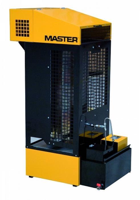 Master WA33 teplovzdušná olejová kamna