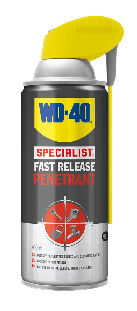 WD-40 Penetrační olej uvolňovač šroubů a spojů 400ml sprej