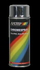 MOTIP Chrom sprej Efektní dekorativní lak s mimořádným leskem.