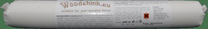 Woodchink Srubařský tmel 600ml č.110 bílá