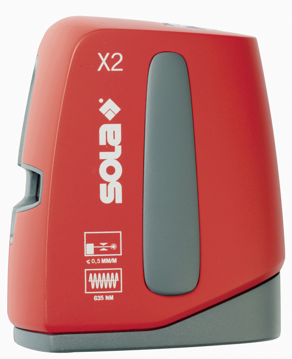 SOLA Křížový laser X2 15m