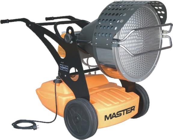 MASTER XL 9 ER naftové infračervené topidlo