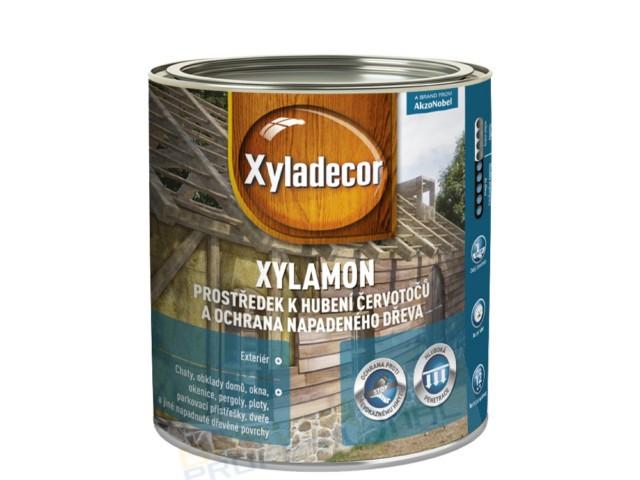 XYLADECOR XYLAMON - 0,75L prostředek k hubení červotočů