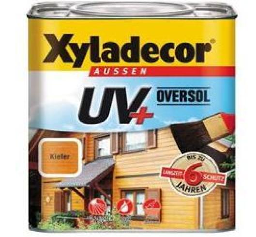 XYLADECOR UV+originál 0,75L, bezbarvá lazura na rozpouštědlové bázi s dvěma druhy UV absorbérů,