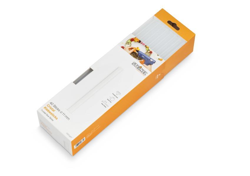 STEINEL CRISTAL - Lepící tyčinky 11mm/1000 g