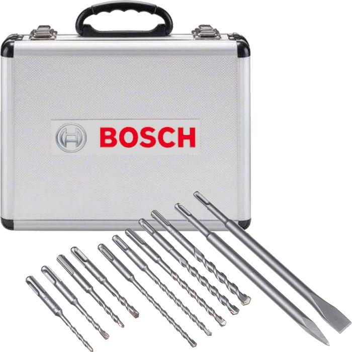 Bosch 11 dílná sada vrtáků a sekáčů 2608578765